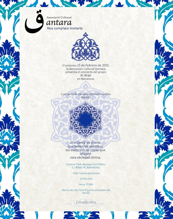 concierto qantara